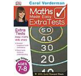 Maths Made Easy Extra Tests Age 7-8