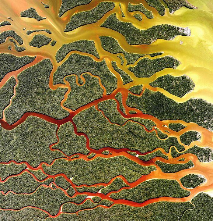 Lumea privita de sus, in imagini uluitoare - Poza 4