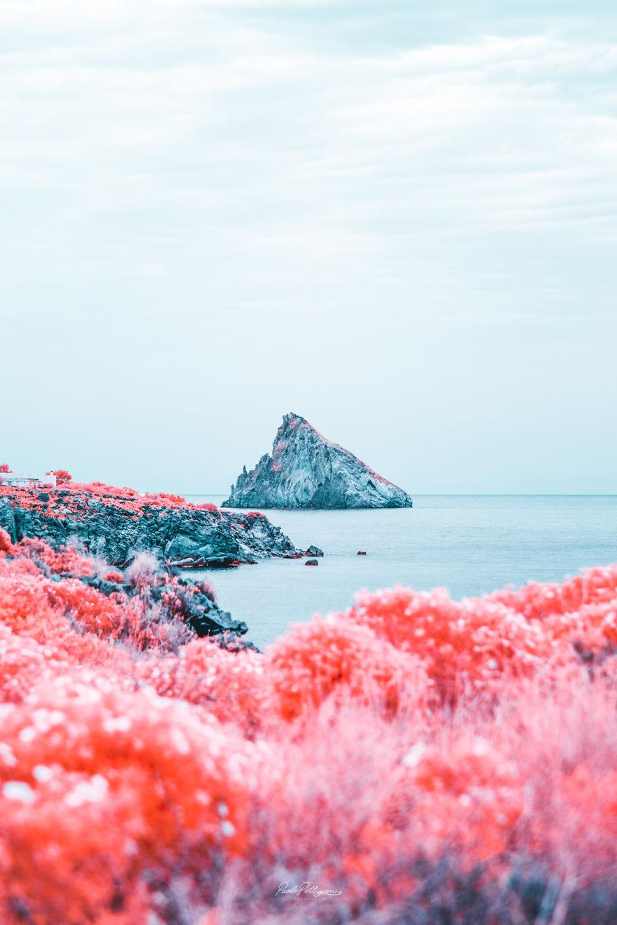 Lumea in infrarosu, intr-un set de fotografii superbe - Poza 18