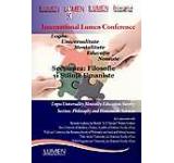 International Lumen Conference. Sectiunea: Filosofie si Stiinte Umaniste