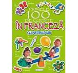 Primele 100 de cuvinte in franceza cu abtibilduri