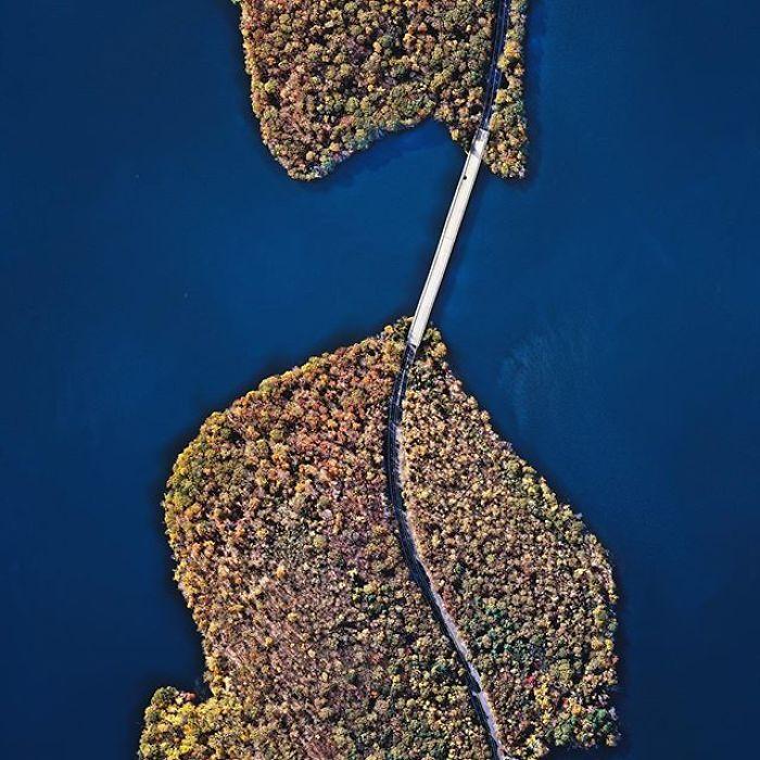 Lumea privita de sus, in imagini uluitoare - Poza 17