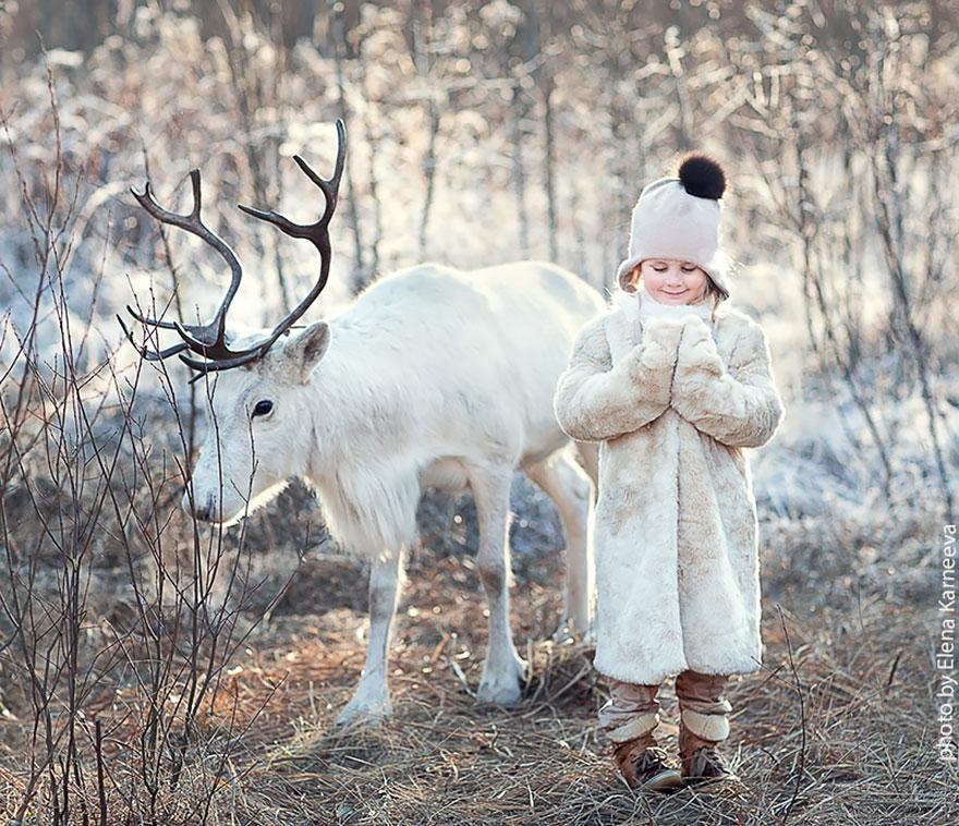 Melancolia iernilor din copilarie, in poze superbe - Poza 15