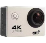 Camera Video sport iUni Dare 85i, Wi-Fi, Ultra HD, Carcasa rezistenta la apa (Argintiu)