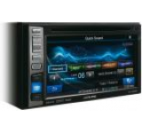 Player DVD auto Alpine IVE-W585BT, 4x50W, TFT LCD 6.1inch, USB, Bluetooth, iluminare taste Variabila