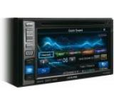 Player DVD auto Alpine IVE-W585BT, 4x50W, TFT LCD 6.1inch, USB, Bluetooth, iluminare taste Variabila