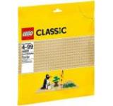 LEGO® Classic Placa de baza de culoarea nisipului 10699