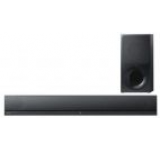 Soundbar Sony HTCT390, 300W, 2.1, Bluetooth (Negru)