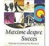 Maxime despre succes Calendar Vol. 1