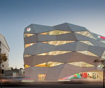 Cum arata sediul Vodafone din Portugalia?