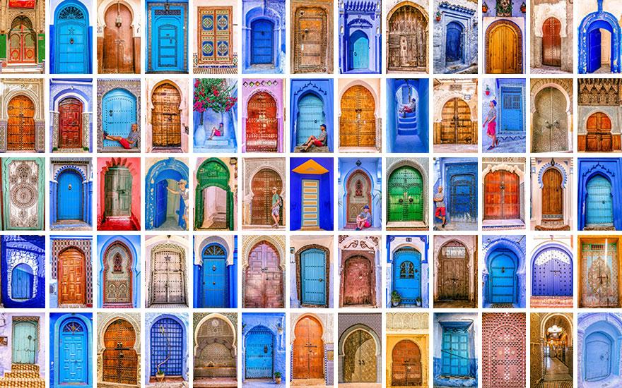 Usile multicolore ale Marocului - Poza 6