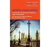 Aventurile lui Sherlock Holmes: Liga roscatilor. Short Stories (editie bilingva romana-engleza)