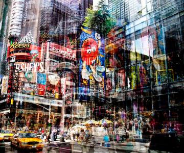 Timpul trece mai repede in New York si Berlin