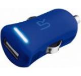 Incarcator Auto Trust 20152 Universal (Albastru)