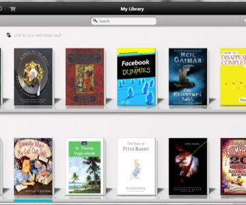 Free download: Blio, un excelent Ebook reader