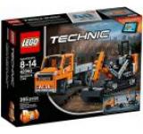 LEGO® Technic Echipaj pentru repararea drumurilor 42060