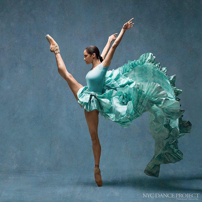 Frumusetea dansului contemporan, in poze superbe - Poza 8