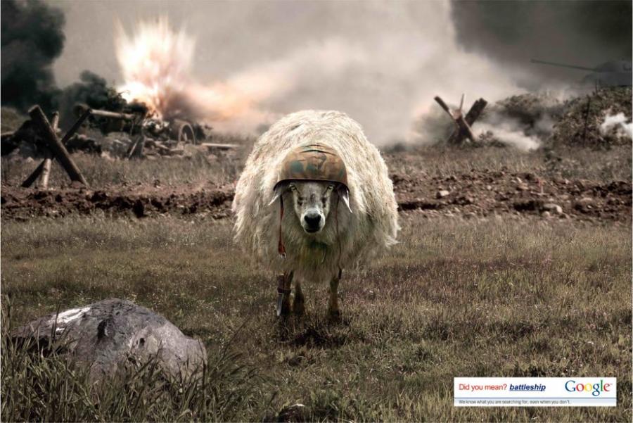 25+ Afise publicitare ingenioase care iti vor capta negresit atentia - Poza 24