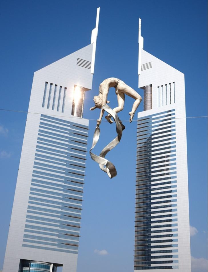 Sculpturi uimitoare care sfideaza legile fizicii - Poza 5