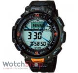 Ceas Casio PRO TREK PRG-40-3VER Triple Sensor (PRG-40-3V) - WatchShop