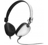 Casti Stereo SkullCandy Navigator, Jack 3.5mm, Microfon (Negru/Alb)