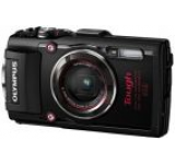 Aparat Foto Digital Olympus Stylus TOUGH TG-4 (Negru), Filmare Full HD, 16MP, Zoom Optic 4x, Rezistent la apa, inghet, soc si praf