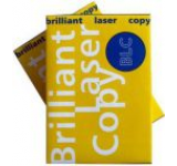 Hartie BLC Brilliant A4, 80g/mp, 500 coli/top
