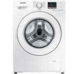 Masina de spalat Samsung Eco Bubble WF8EF5E0W4W/LE, 1400 Rpm, 8Kg, Clasa A+++ (Alb)