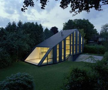 Casa luminoasa ca o vacanta - Berlin
