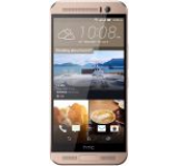 Telefon Mobil HTC One ME logo WKL, Procesor Octa-Core 2.2GHz 64bit, Capacitive touchscreen 5.2inch, 3GB RAM, 32GB Flash, Wi-Fi, 4G, Dual Sim, Android (Alb-Auriu)