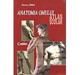 Anatomia omului. Atlas scolar