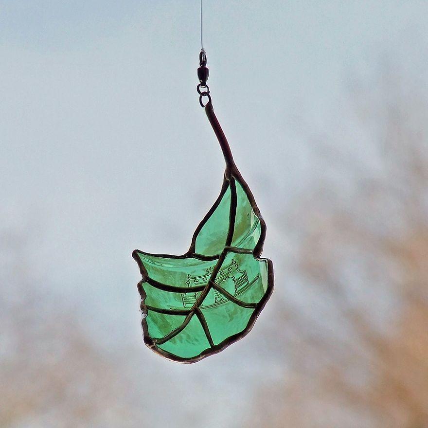 Cand sticlele de bere devin frunze, de Brian Western - Poza 4