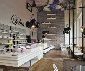 La o cafea cu Lolita, in Ljubljana