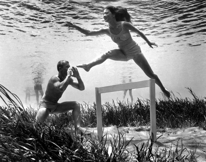 Fotografii subacvatice de exceptie, din 1938 - Poza 6