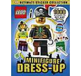 LEGO Minifigure Dress-Up! Ultimate Sticker Collection