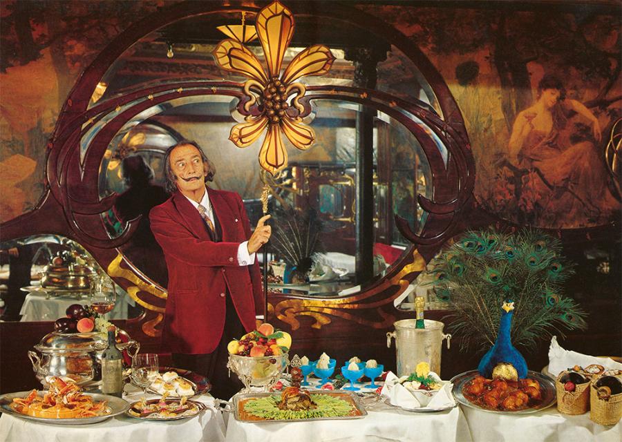 Reteta zilei, cu Salvador Dali: Bizarerii culinare delicioase - Poza 7