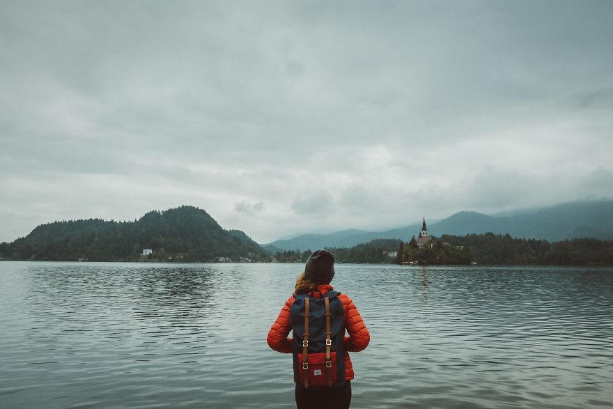 O toamna spectaculoasa in Slovenia - Poza 9