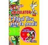 Tapul Ticu este la scoala (CD)