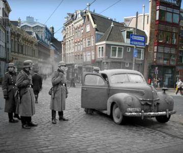 Calatorie in Amsterdamul Annei Frank