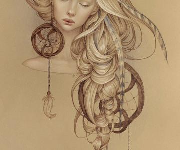 Superbe portrete ilustrate, de Jennifer Healy