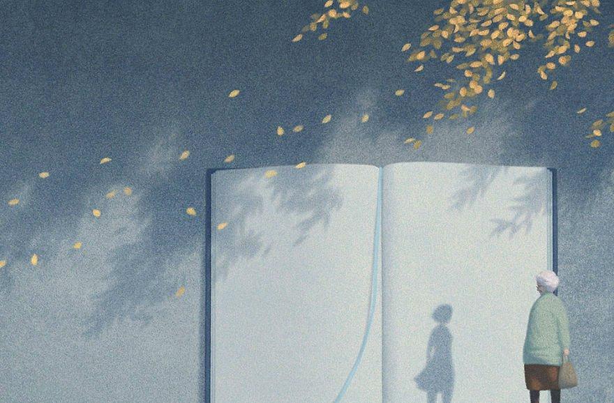 Capodopere literare, in ilustratii suprarealiste - Poza 4