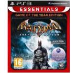 Batman: Arkham Asylum GOTY Essentials (PS3)