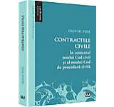 Contractele civile. In contextul noului Cod civil si al noului Cod de procedura civila
