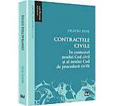 Contractele civile. In contextul noului Cod civil si al noului Cod de procedura civila