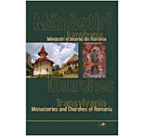 Manastiri din Romania Vol.III: Transilvania (limba germana-franceza)