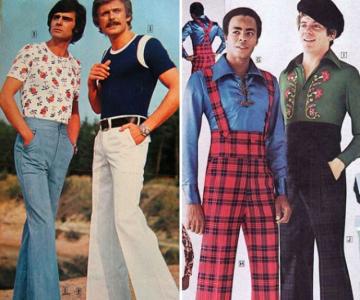 Inapoi in timp: Moda anilor `70 in reclame celebre ale epocii