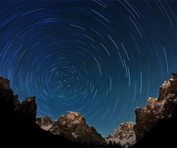 Miliarde de stele printr-un singur obiectiv - Edoardo Brotto