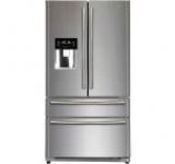 Combina frigorifica Side by Side Haier HB22FWRSSAA, 522 l, No Frost, Clasa A+, Argintiu