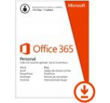Office 365 Personal, Abonament anual, 1 utilizator, Multi Language, 1 PC/MAC + 1 Tableta/Smartphone, Licenta ESD (Electronica)