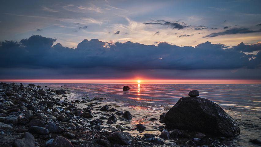 Apusuri de soare sublime in poze spectaculoase - Poza 12